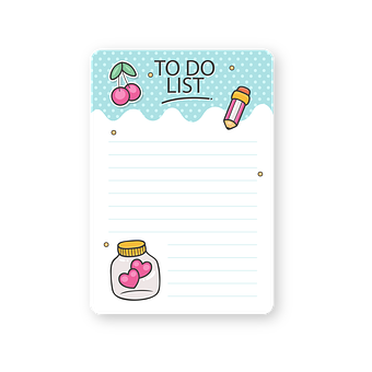 Note, Doodle, Paper, Memo, Post, To-do List, To Do