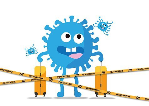 Virus, Travel, Pandemic, Covid-19, Disease, Protection
