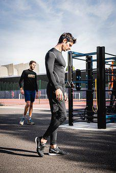 Workout, Man, Training, Fit, Sports, Fitness, Crossfit