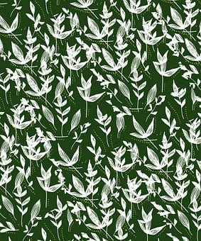 Leaves, Pattern, Wallpaper, Watercolor