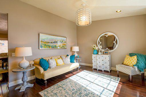 Home, Interior, Living Room, Furnitures