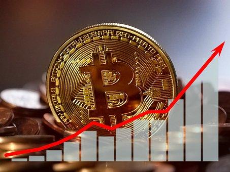 Bitcoin, Growth, Profit, Investment, Success, Finance