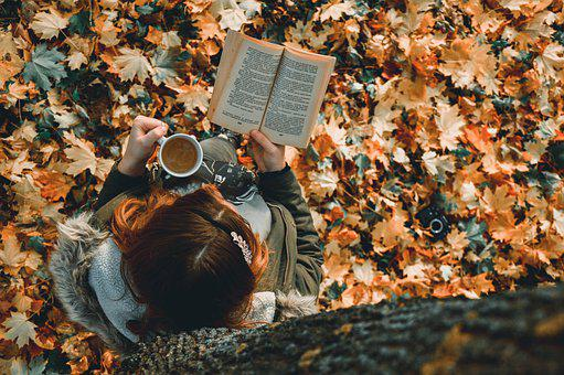 Reading, Book, Study, Learning, Woman, Tea, Girl, Pages