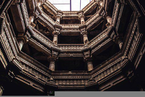 Architecture, India, Travel, Building, Landmark