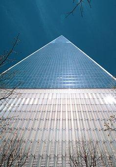 One World Trade Center, Nyc, New York, Arch