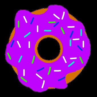 Doughnut, Glaze, Food, Bakery, Donut, Sweet, Baked