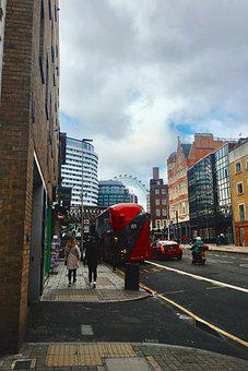 London, Bus, England, Tourism, Red, Traffic, Uk, City