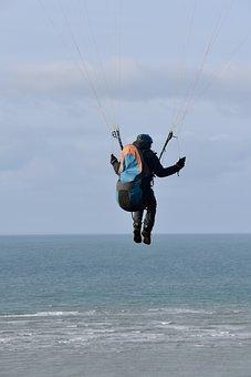 Paragliding, Paraglider, Aircraft, Hobbies, Flight