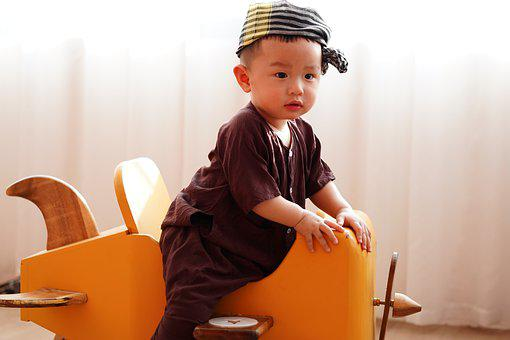 Baby, Asian, Portrait, Toddler, Boy, Baby Boy