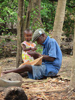 Build A Boat, Grandson, Grandpa, Madagascar