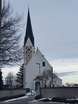 Church, Chapel, Architecture, Building, Sky