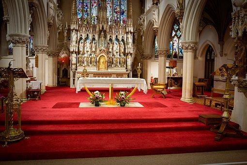Church, Interior, London