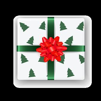 Gift, Present, Box, Gift Box, Christmas Present