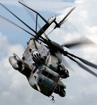 Helicopter, Army, Military, War, Fight, Fly, Usa