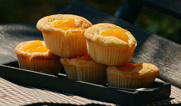 Muffins, Cupcakes, Cake, Bake, Small Cakes, Chick