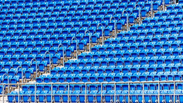 Sit, Event, Audience, Seats, Rows Of Chairs, Grandstand