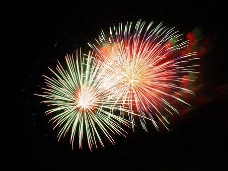 Fireworks, Pyrotechnics, Fireworks Art, Event