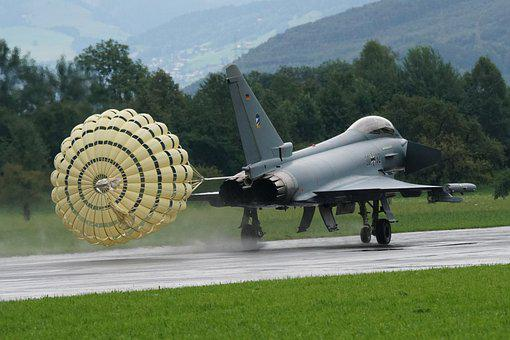Aircraft, Fighter Jet, Fighter Aircraft, Eurofighter
