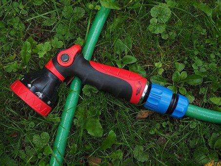 Garden Showerhead, Garden Hose, Hose, Handshower