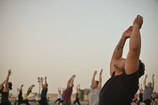 Men, Yoga Classes, Gym, Instructor, Hatha Yoga