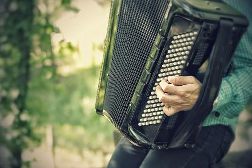 Accordion, Harmonica, Music, Instrument, Traditional