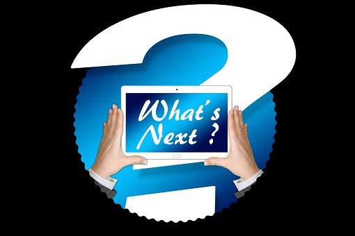 Question Mark, Hands, Keep, Tablet, Computer, News, New