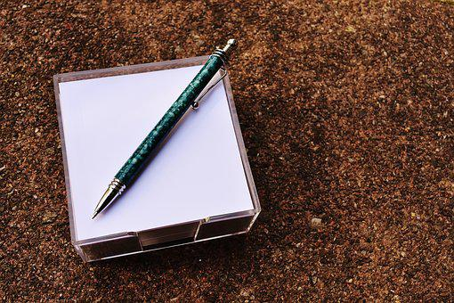 Pen, Stickies, Memo, Notes, Writing Tool, Paper, Note