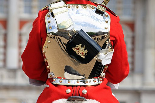 Household Cavalry Soldier, Mounted, Royal, Soldier