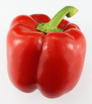 Paprika, Red Pepper, Vegetables, Red, Pepper