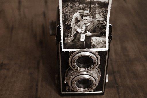 Photography, Camera, Photo Camera, Box Camera