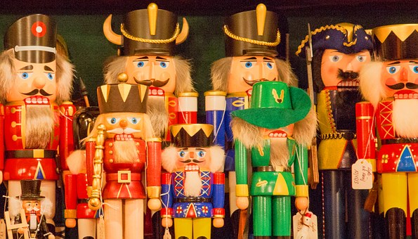 Nutcracker, Christmas, Decoration, Craft, Advent