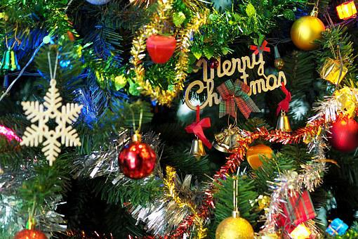 The Christmas Tree, Decorate A Christmas Tree, Festival