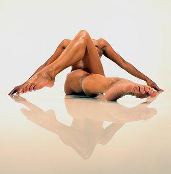 Legs, Womanhood, Woman, Nude, Naked, Sexy, Posing, Arts