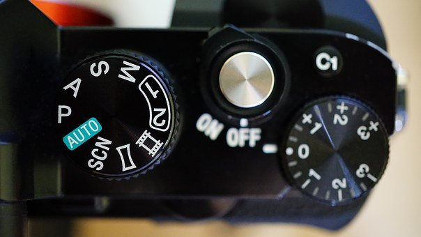 Camera, Switch, Equipment, Device, Photography, Modern