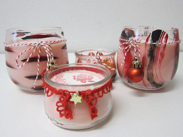 Candles, Xmas, Christmas Gift, Natural Candles