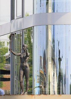 Sculpture, Fig, Statue, Hamburg, Harburg