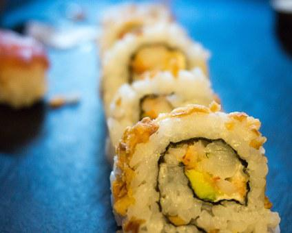 Sushi, Food, Rice, Delicious, Presentation Chef, Maki