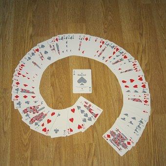 Cards, Whirlpool, Presentation