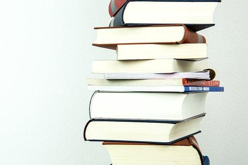 Books, Literature, Knowledge, Education, School
