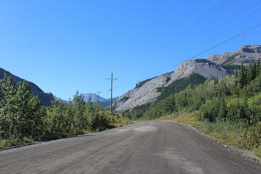 Road, Asphalt, Driving, Highway, Drive, Car, Landscape