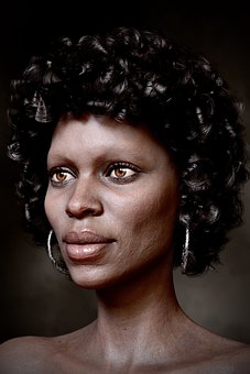 Woman, Face, African, Character, Girl, Female, Person