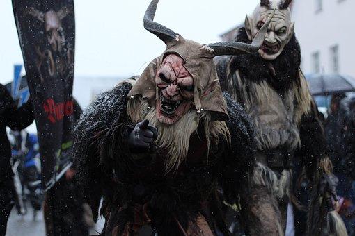 Halloween, Costumes, Carnival, Evils, Evil Spirits