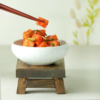 Kimchi, Dish, Food, Korean Kimchi