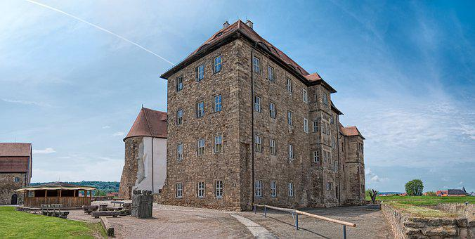 Achievements, Wasserburg, Castle, Germany, Masonry