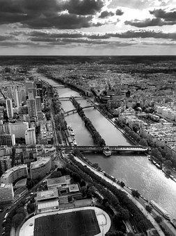 Paris, France, Architecture, Landmark, Building, City
