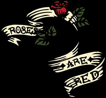 Rose, Rose Bud, Flower, Plant, Pen, Pen And Ink
