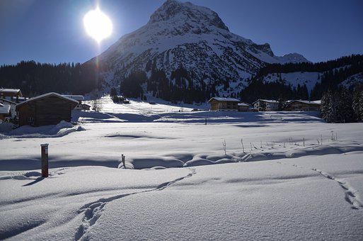 Ski Resort, Ski Area, Skiing, Winter, Alpine, Snow