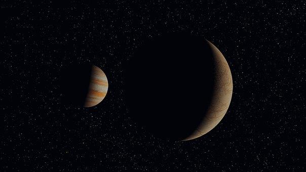 Space, Moon, Planet, Astronomy, Universe, Sky, Cosmos