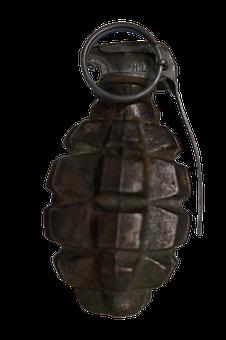 Grenade, Weapons, Explosive, Explode