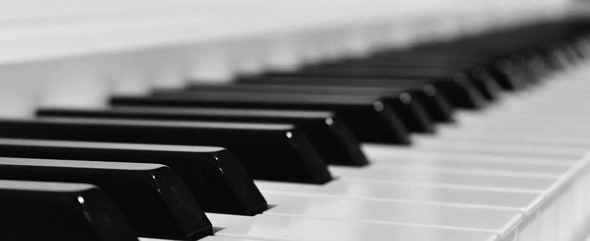 Piano, Keys, Music, Instrument, Musical Keyboard